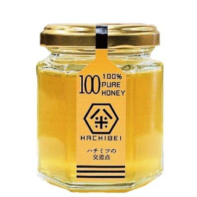 画像1: 【ハニーNO.100】ハチミツの交差点(120g)