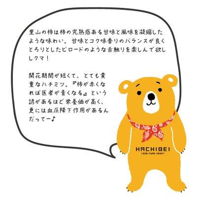 画像3: 【ハニーNO.10】里山の柿/レギュラーサイズ(120g)