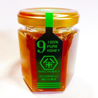 HACHIBEI(はちべい)【ハニーNO.9】純白の蕎麦|国産はちみつ はちべいの蜂蜜 八米