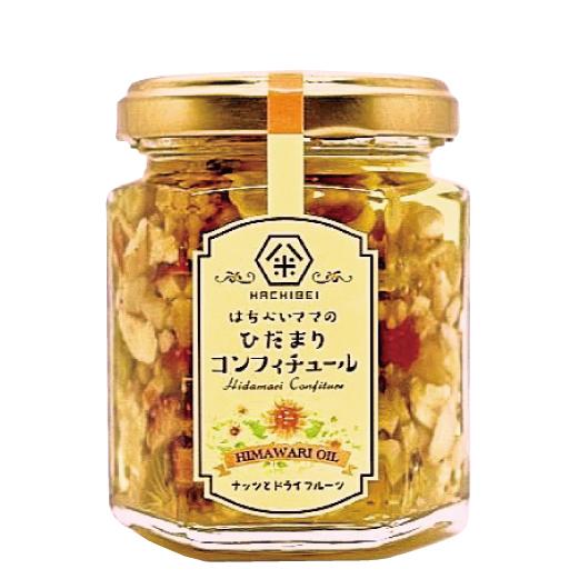 HACHIBEI(はちべい) はちべいママのひだまりコンフィチュール |国産はちみつ はちべいの蜂蜜 八米